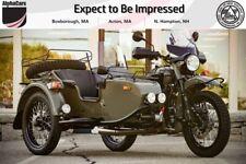 2021 Ural Gear Up Olive Gloss Custom