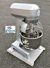 New 20 Quart Commercial Mixer Machine Speed Bakery Kitchen Equipment Mx20 110V