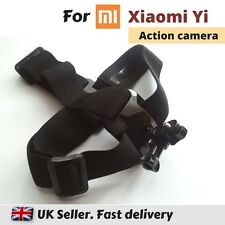 Head Helmet Strap Harness Mount for Xiaomi Yi 4K XiaoYi Yi Action Sports Camera