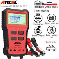 ANCEL BST100 12V Car Battery Tester Cranking Charging Test Analyzer 2000CCA