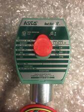 """Asco 8320G182 Redhat Solenoid Valve. 160Psi. 1/4""""Pipe. 11.6W"""
