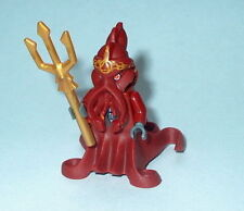 ATLANTIS Lego Squid Warrior w/Trident Custom NEW Genuine Lego Parts READ