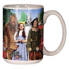 The Wizard of Oz Cast Photo 14 oz. Ceramic Mug Licensed Product