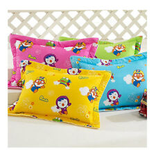 Pororo rainbow pillow cover only / YELLOW color 40cm x 60cm (standard & sweety)