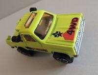 Majorette Chevy BLAZER 4WD #228/291~1:62 Scale Made in France***MINT***