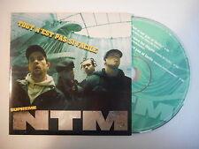 SUPREME NTM : TOUT N'EST PAS SI FACILE [ CD SINGLE PORT GRATUIT ]