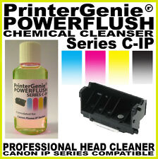 Cabezal De Impresión Kit de limpieza se adapta a: Canon Pixma Ip4700-Tobera Rasante & Desatascador