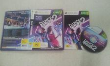 Dance Central 2 Xbox 360 PAL Version