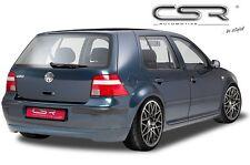 CSR - VW GOLF MK4 98-06 ABS PLASTIC REAR BUMPER LIP SPOILER