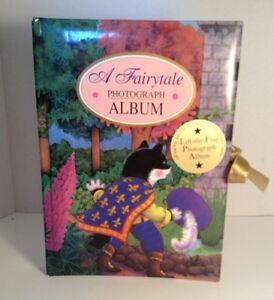 A Fairytale Photograph Album Victoria Avenue Paper Company Cinderella Snow White