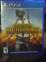 PlayerUnknown's BattleGrounds Playstation 4 PS4 Brand New & Sealed free shipping