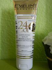(4,76€/100ml) EVELINE 24 K GOLD LUXUS Anticellulite Serum Bauch&Taillie&Po 250ml