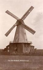Old Windmill Mill Willesborough Nr Ashford unused RP old pc