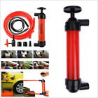 Professional Car Siphon Inflatable Gas Oil Pump Liquid Water Sucker Transfer Kit
