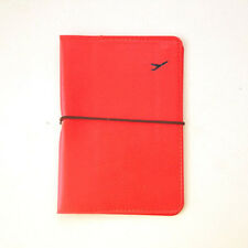 New Fashion Travel Leather Passport Holder Card Case Protector Cover Wallet Bag