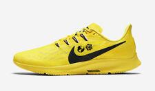 New Men's Nike Air Zoom Pegasus 36 Cody #CI1723 700 Yellow/Black Size 13 Rare!