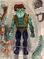 NECA TMNT Teenage Mutant Ninja Turtles LeatherHead Target Exclusive Figure NEW