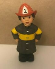 Sarah's Attic Sarah's Gang Firefighter Miguel 1st Edition