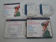 DONIZETTI, MOFFO, BERGONZI, SERENI/LUCIA DI LAMMERMOOR(RCA GD86504) 2XCD ALBUM
