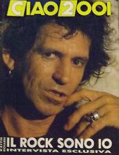 CIAO 2001 16-11-88 DIRE STRAITS TULLIO DE PISCOPO CHUCK BERRI GENE SIMMONS- KISS