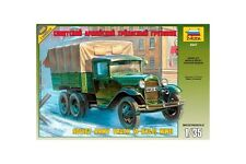 ZVEZDA 3547 1/35 GAZ-AAA Soviet Truck WWII