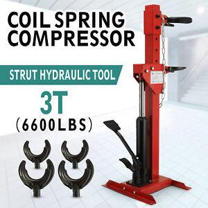 3T Compresseur de Ressort d'Amortissement Hydraulique Voiture Taille Réglable