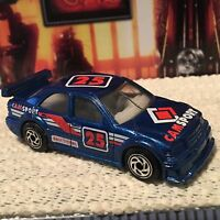 Matchbox Mercedes AMG C Class GTC 1996 SUPERFAST #35 Nr/Mt Loose Rally Racer