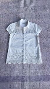 madewell blouse xs