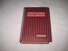 Petit Dictionnaire Français- Allemand A. Pinloche Larousse 1932