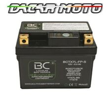 MOTORCYCLE BATTERY LITHIUM APRILIA	COMPAY 125 CUSTOM	2013 BCTX7L-FP-S
