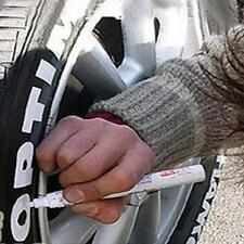 Tyre White Permanent Marker Pen Paint Waterproof Wheel Rubber Tire Tread Letters