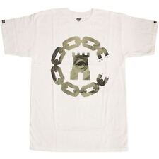 Crooks & Castles Currency Chain C T-Shirt White