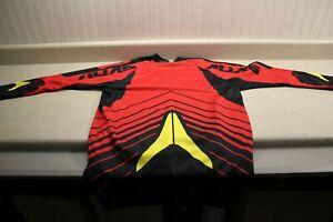 Alias Motocross Jersey 2XL MX Off Road Mesh 4004 G2