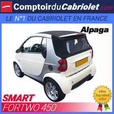 Capote Smart For Two 450 cabriolet en - Alpaga Sonnenland