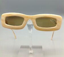 Vintage Essel 78.31 Verres HF Oliva sunglasses occhiale Lunettes Sonnenbrillen