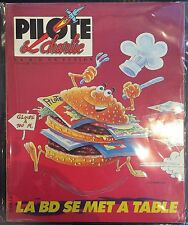 Pilote and Charlie #1 FN/VF Free UK P&P Magazine French Edition