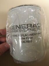 sealed, genuine Generac Oil Filter 0E7080