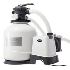 Pompa Filtro a Sabbia da 12000 L/h Intex 26652 per piscine fuoriterra