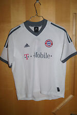 adidas FCB Bayern München Trikot Jersey 2002/04 away Gr.152 Climalite NEU