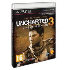 PS3 Game Uncharted 3: Drake's deception für Playstation 3 Spiel Neu 649