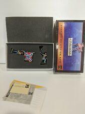 "Conte American Civil War #57104 ""Southern Flagbearer & Charging Officer"" B"
