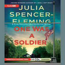 One Was a Soldier (Julia Spencer-Fleming) -- Unabridged Audiobook -- 14 Discs