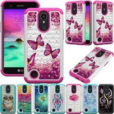 For LG Stylo 4/G7 G8 ThinQ/K30/K20 Plus Phone Case Hybrid Shockproof Armor Cover