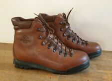 Mens Scarpa Asolo Tronic Attack Tan Hiking Boots Size EU 44
