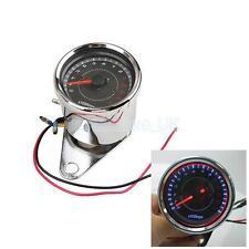 Motorcycle Bike Speedometer Tachometer Odometer Rev Counter 0-1000 RPM