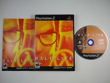¤ Half-Life ¤ Complete Good! PlayStation 2 PS2