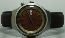 Vintage Seiko Bellmatic Alarm Automatic Day Date Wrist Watch s896 Used Antique
