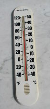 """ACU-RITE THERMOMETER 16"""" LONG, WHITE PLASTIC -40 TO 120F"""
