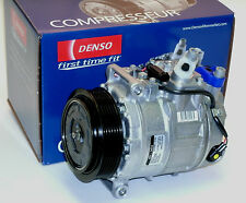New! Mercedes Benz A/C COMPRESSOR (C CL CLK E G ML S SL, 01-12) DENSO 0002309011