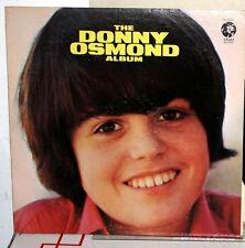 Vintage Album - The DONNY OSMOND Album SE 4782 on MGM